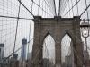 Pfeiler der Brooklyn Bridge