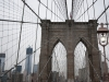 Pfeiler der Brooklyn Bridge