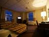 Das Zimmer im Hotel Pennsylvania